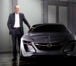 Opel Monza zadebiutuje we Frankfurcie