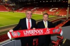 Opel sponsorem Liverpoolu