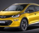 Opel Ampera-e trafia do Europy