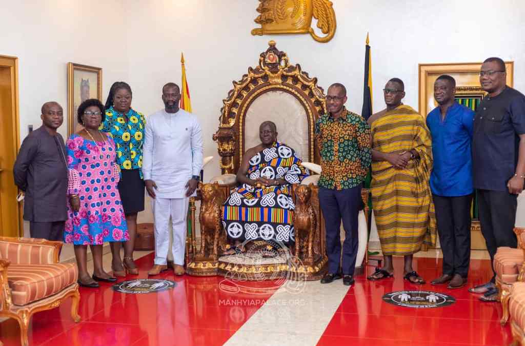 We've Managed $600 Million Debt With Your Guidance, BOST Informs Asantehene