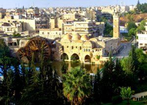 Altstadt von Hama, Syrien