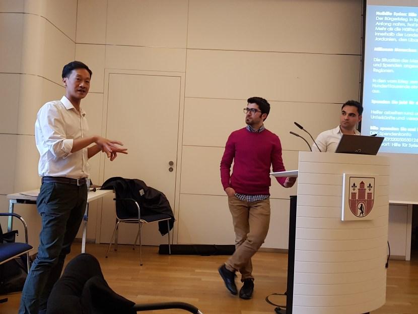 Muhamed Lakms, Tarek Jabi, Van Nguyen