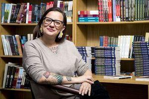 Cherie bookcase