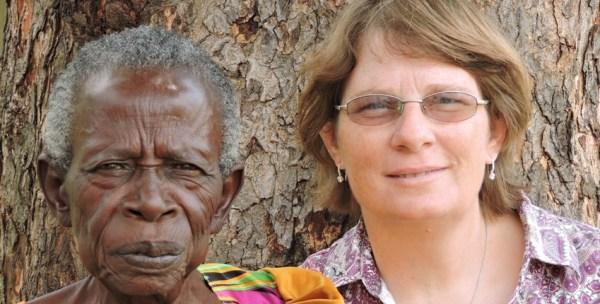 Nambuya Efulasi and Catherine Mabongor