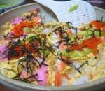 ひな祭りのちらし寿司 ひし形を手作りで?レシピで人気なのは?