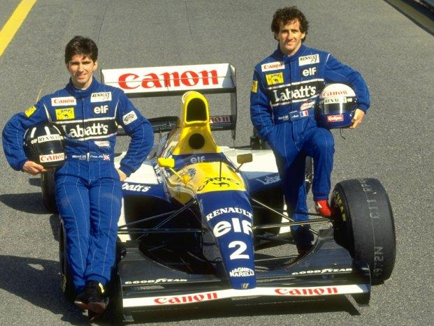 (C) F1 History