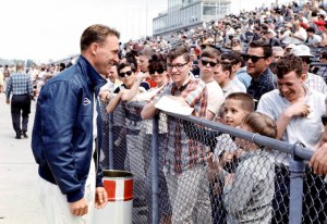 1966 INDY 500 Indianapolis, USA. 30th May 1966 World Copyright - Dave Friedman/LAT Photographic Ref: DIGITAL FILE ONLY