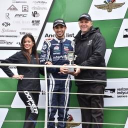 Kyle Kaiser: Indy GP Recap