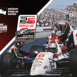 Phoenix International Raceway to honor Mario Andretti's 25th anniversary of final win