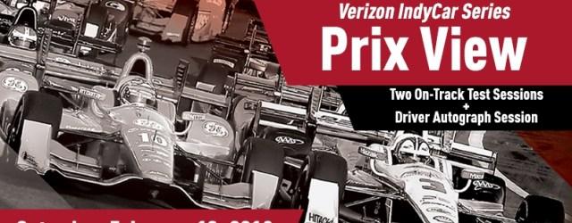 2018 ISM Raceway Prix View
