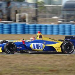 Video: IndyCar Testing from Sebring International Raceway, January 9-10
