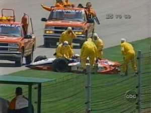 Scott Pruett 1995 Indianapolis 500