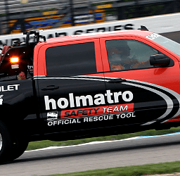 INDYCAR and Holmatro agree to five-year extension as Official Rescue Tool Provider