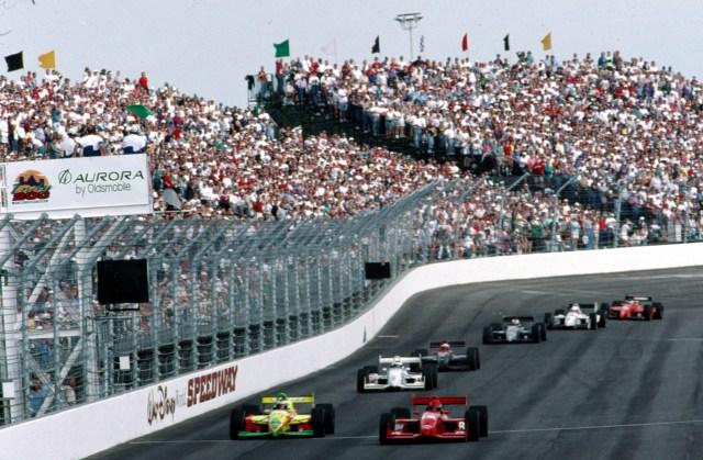 1997 Indy 200 at Walt Disney World