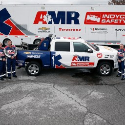 AMR Named IndyCar Safety Team Sponsor