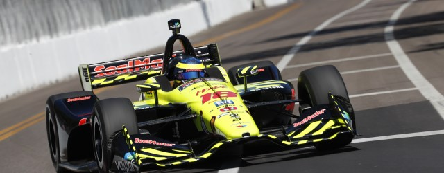 Bourdais at St. Pete