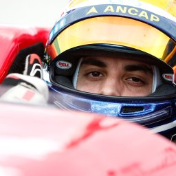 Urrutia Uses P2P to Set the Pace in Indy Lights Spring Training