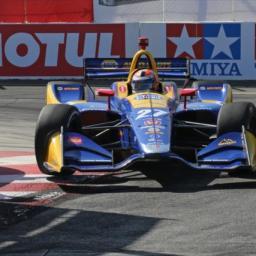 Recap: Alexander Rossi Grabs Verizon P1 Award in Long Beach