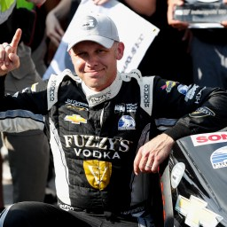 Ed Carpenter wins pole for 102nd Indianapolis 500