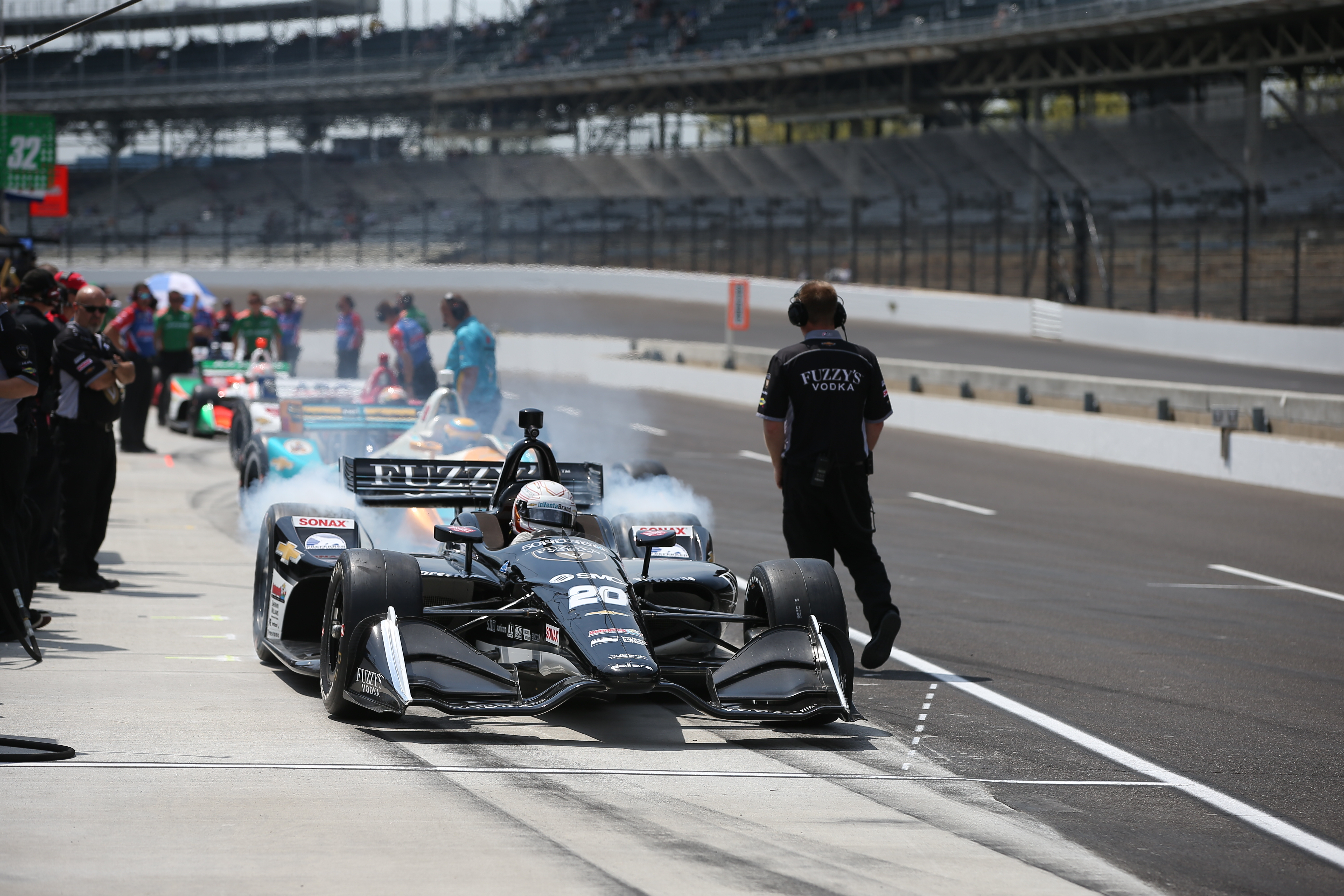 Race Set-Up: INDYCAR Grand Prix of Indianapolis