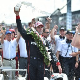 Will Power outlasts the heat, carnage for Indianapolis 500 victory
