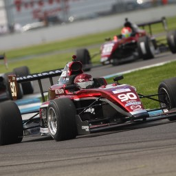 Parker Thompson and Exclusive Autosport on a roll