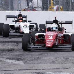 Askew and Cape Motorsports back on Pro Mazda podium in Toronto