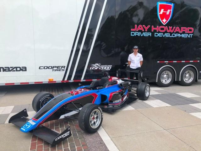 Jay Howard Driver Development