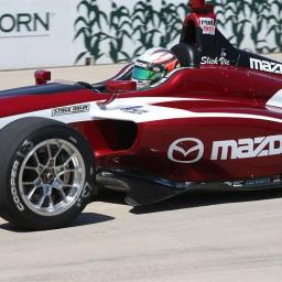 "Mazda announces departure from ""Road to Indy"" program"