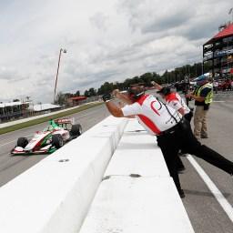 Pato O'Ward goes back-to-back to take commanding Indy Lights lead