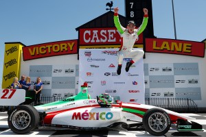 O'Ward dominates for Indy Lights win at Iowa Speedway