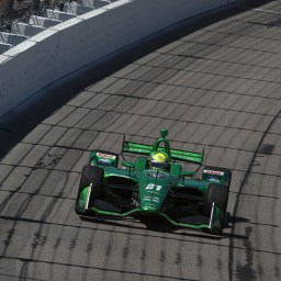 Pigot's run a shot in the arm for Ed Carpenter Racing