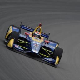 Rossi Leads Delayed Opening Practice