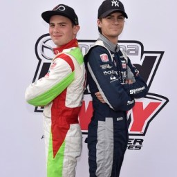 Indy Lights drivers Patricio O'Ward and Colton Herta join Harding Racing for Sonoma finale