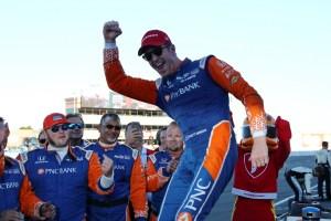 Scott Dixon Races to 5th Championship as Ryan Hunter-Reay Wins in Sonoma