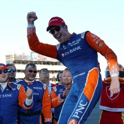 Scott Dixon Races to 5th Championship as Ryan Hunter-Reay Wins in Sonoma