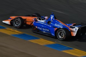All Four Championship Contenders in Top 5 of Practice 3 from Sonoma