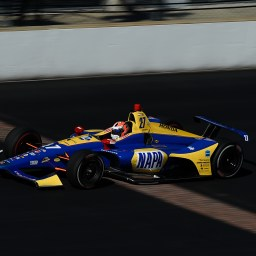 Explaining the Indianapolis Motor Speedway's new track color