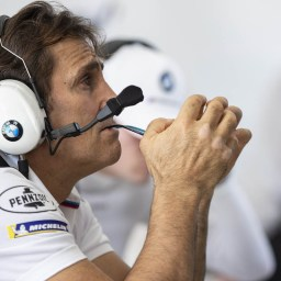 Zanardi Relishing Rolex 24 Opportunity