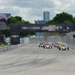 IndyCar Flashback: 2013 Chevrolet Dual in Detroit | Race #1
