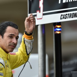 Castroneves happy to be 'guinea pig' in COTA testing