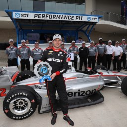 Will Power takes Inaugural INDYCAR Classic pole at Circuit of The Americas