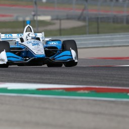 Josef Newgarden tops opening INDYCAR practice at Circuit of The Americas