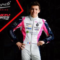 Julien Falchero rounds out Belardi stable of Indy Lights drivers for 2019