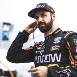 James Hinchcliffe fastest in final INDYCAR practice session from Barber