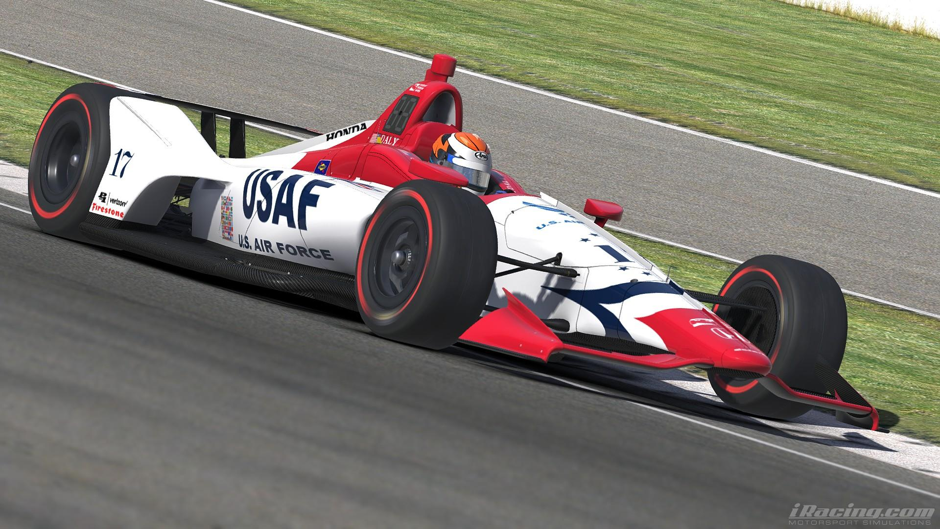Sim Racing: Drivers ready for iRacing Indianapolis 500
