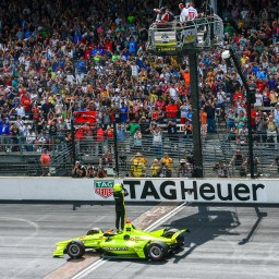 "Pagenaud hauls in another ""Penske Sweep"" in Indianapolis 500 victory"