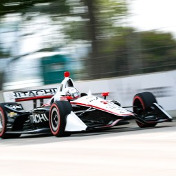 Josef Newgarden wins and retakes points lead in Race 1 at Detroit Grand Prix