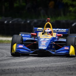 Alexander Rossi dominates at Road America for second win of 2019