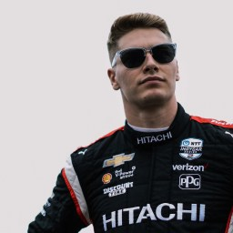 Newgarden, Team Penske trio lead IndyCar opening practice from Iowa